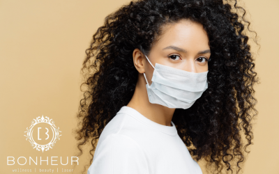 What is MaskNe (Mask Acne) – Bonheur can help!